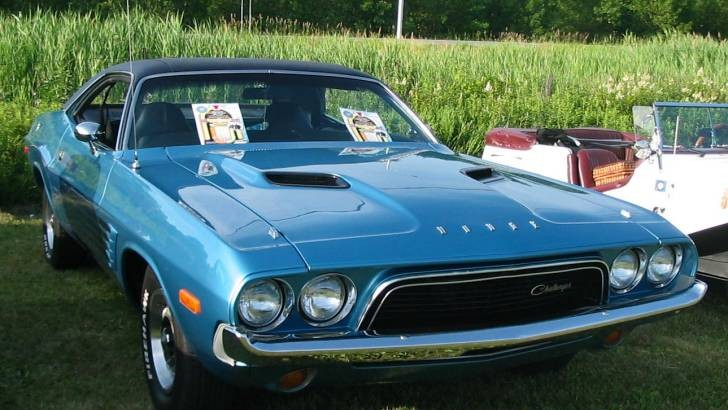 quiz: how well do you know these muscle cars from the '60s?