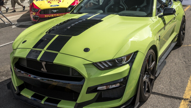 The 2020 Ford Mustang Shelby GT500 is the most extreme ...