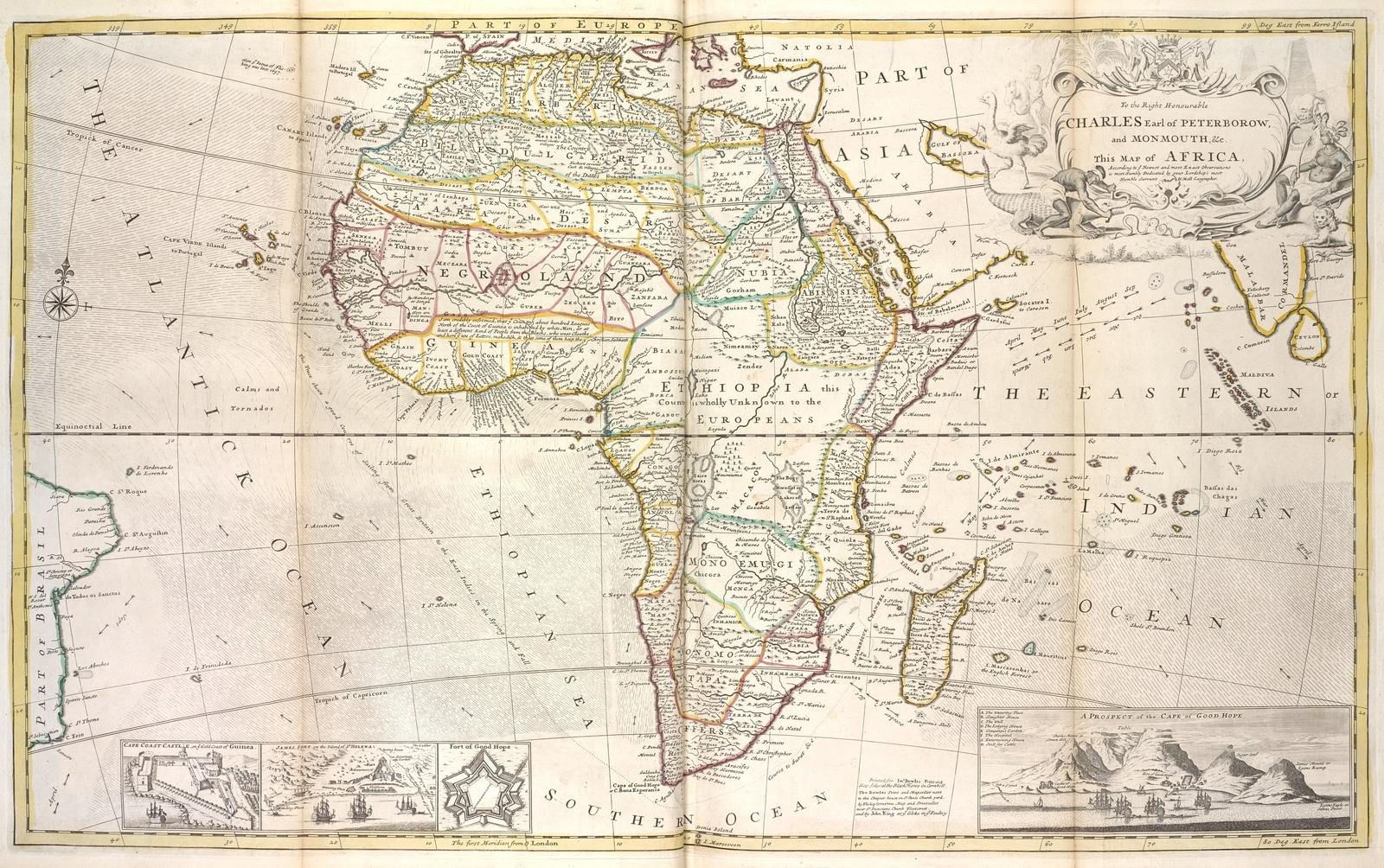 QUIZ: Africa Map Quiz – Be a Geography Whiz with this Map of ...