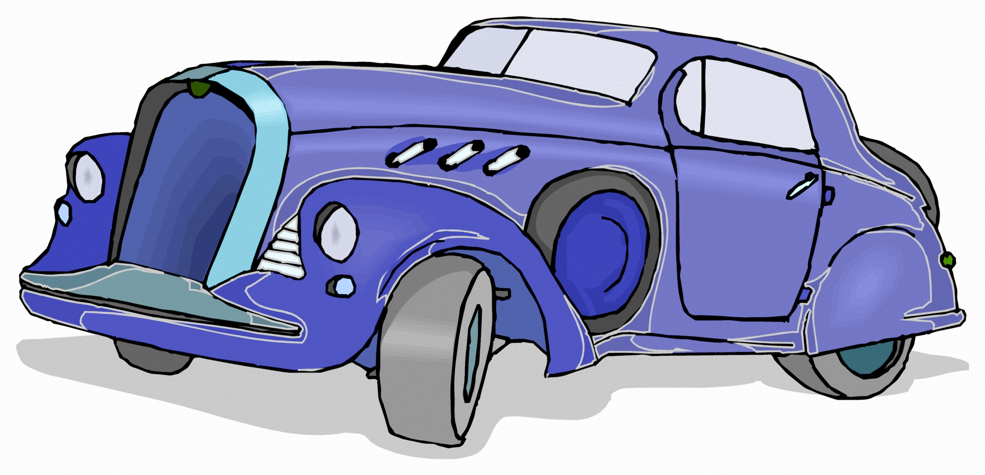 Only Real Car Fans Will Remember These Cartoon Cars Are You Up For The Challenge