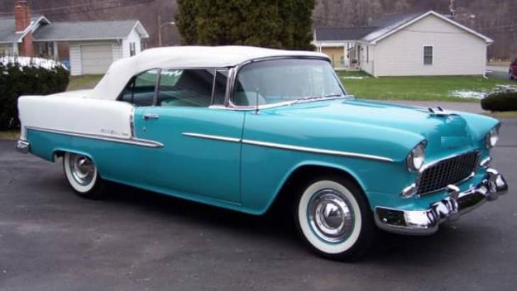 Image result for cars from the 50s